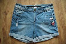 Top Zustand UP2FASHION Jeans-Shorts Bermuda Größe 44