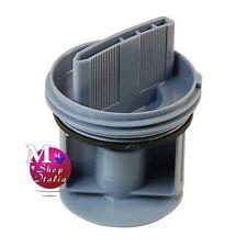 Tappo filtro Lavatrice Bosch Siemens ORIGINALE 00605010 00647920