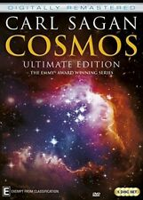 Cosmos (Utimate Edition) [New Dvd]