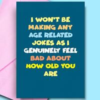 Cool Birthday Cards For Girldfriend Aunt Dad Brother Rude Fun Comedy Adult