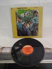 the monkees vinyl records
