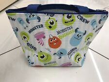 Monsters inc. Waterproof Lunch Bag Thermal Box Cooler Picnic