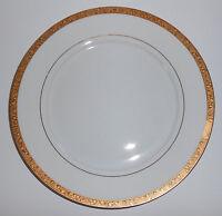 Sango China Gold Fine Porcelain Empress Gold Dinner Plate