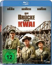 DIE BRÜCKE AM KWAI (William Holden, Alec Guinness) Blu-ray Disc NEU+OVP