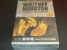 Whitney Houston The Best Collection [3CD+2DVD] Box Set