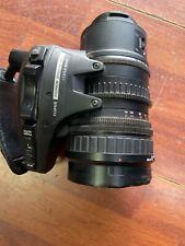 fujinon xs16x5.8a-xb8A Lens 1:1.9/5.8-93mm for parts