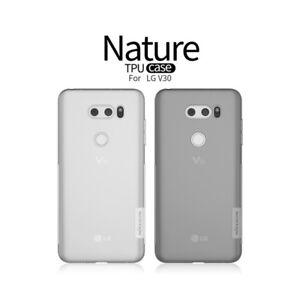 Nillkin Nature Soft TPU Case Slim Cover For LG V30