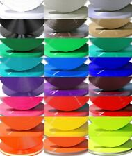 "BIOTHANE GOLD STANDARD 1/2"" to 2"" (12mm to 50mm) - all colors (tous coloris)"