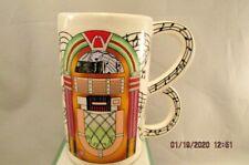 Juke Box Coffee Mug Cup Sarsaparilla Deco Designs Five & Dime 1986