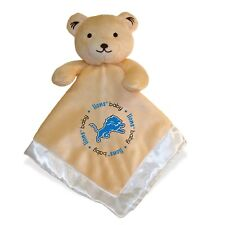 Detroit Lions Baby Security Bear Blanket, NFL Officially Licensed 14X14