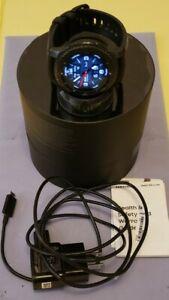 Samsung Gear S3 Frontier SM-R760 gray 46mm smart watch bluetooth wifi