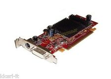 SCHEDA VIDEO ATI RADEON X600 109-A26030-01 - 0H9142 0J91333 DVI S-Video 128 MB