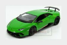 Lamborghini Huracan Lp640-4 Performante 2017 Mantis Green MAISTO 1:18 MI31391GR