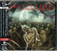 ARCH ENEMY-ANTHEMS OF REBELLION-JAPAN SHM-CD Bonus Track F00