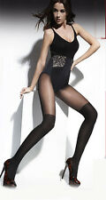 "MOCK SUSPENDER STOCKINGS-TIGHTS- 40/20 DENIER -TOP QUALITY -""MADE IN ITALY"""