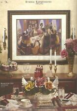 "African American Black Art Print ""BLESSING II"" by John Holyfield"