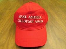 Make America Great Again Hat Embroidered US Flag Baseball Cap Donald Trump 2016