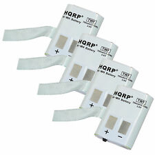 4-pack Two-Way Radio Rechargeable Battery for Motorola M53617 53617 KEBT-086-A