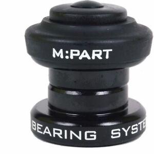 M Part Sport threadless headset 1-1/8 inch black