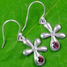 Garnet Earrings Jewellery