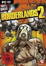 Borderlands 2 (PC, 2014, Nur Steam Key Download Code) Keine DVD, Nur Steam Key