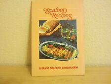 samband iceland seafood corporation seafood recipes bookbook
