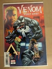 VENOM FIRST HOST #1A  1st App Of Tel-Kar Marvel NM combined shipping available.