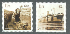 Ireland-Gallipolli mnh set 2015 World war I- Military