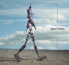 Stainless Steel Ball & Socket Stop Motion Animation Character Puppet Armature