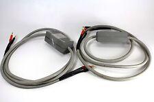 MIT Terminator 3 speaker cables -- pair, 8ft feet, (MITerminator3)