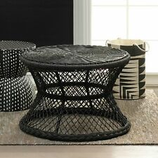 Edel Polyrattan Coffee Table Decorative Patio Wicker