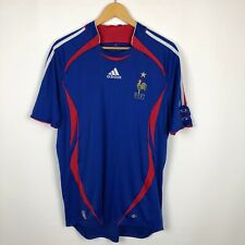 France 2006 2008 Home Football shirt soccer jersey adidas FFF