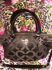 BLACK Bag # 17693 COACH