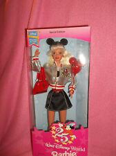 Mattel Disney Exclusive Special Edition Walt Disney World Barbie 1996