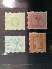 Australian Stamps -- Australian States 106, 169-180