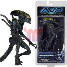 "NECA Series 7 Grid Alien AVP Xenomorph Aliens vs Predator 7"" Action Figure New"