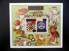 GB Hampshire Local Strike Mail Service OVERPRINT Unmounted SEE BELOW...FP1060