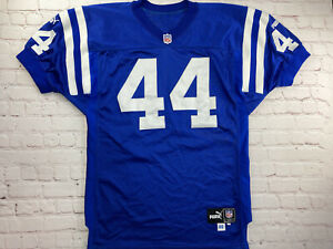 RARE Team Issued 1999 Authentic NFL Indianapolis Colts Tremayne Stephens Jersey