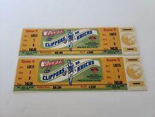 1996 Los Angeles Clippers vs New York Knicks Full Ticket Stubs