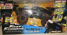 Fast and Furious Dom's Dodge Charger R/T Elite OFF ROAD RadioControl 1:16 Scale