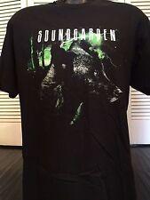 Soundgarden 2011 Tour Shirt Sz L/XL Audioslave L7 Chili Cornell Nirvana Temple
