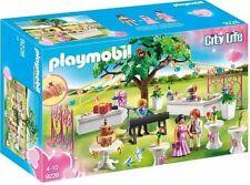 PLAYMOBIL 9228 BANQUETE DE BODA - NOVIOS