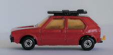 MATCHBOX by Lesney SUPERFAST No.7e Volkswagon Golf unboxed