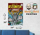 Tales to Astonish #13 Cover Wall Poster Multiple Sizes 11x17-24x36