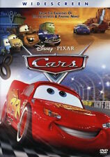 CARS DVD - SINGLE DISC EDITION - NEW UNOPENED - PIXAR