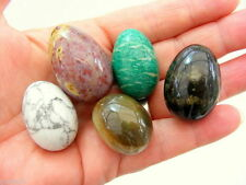 Egg Agate Polished Collectable Minerals/Crystals