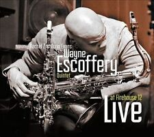 Live At Firehouse 12 [Digipak] by The Wayne Escoffery Quintet cd