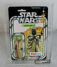 Vintage Star Wars 12 Back-A Palitoy Sand People Action Figure AFA 80 NM #1821196