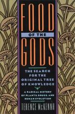 FOOD OF THE GODS - TERENCE MCKENNA (PAPERBACK) NEW