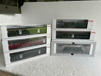 Märklin HO_39420+43360/370/380/390/400 E-Loco SBB Re 4/4 I +cars Brand New sound